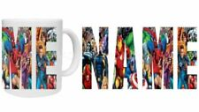Marvel Ceramic Novelty Mugs