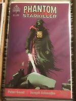 PHANTOM STARKILLER #1 JOSEPH SCHMALKE SECOND PRINTING VARIANT COVER 2021 cult