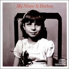 BARBRA STREISAND - My Name is Barbra CD [K121]