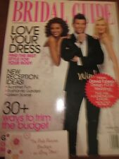 BRIDAL GUIDE MAGAZINE JULY AUGUST 2012 LOVE YOUR DRESS RECEPTION IDEAS BRAND NEW