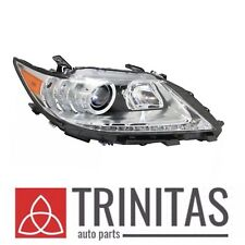 LX2519139 New Headlight 13-15 Lexus ES350 ES300h Lamp Right Passenger Halogen