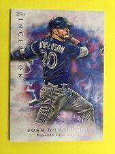 2017 Topps Inception #8 Josh Donaldson Toronto Blue Jays