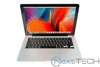 """Apple Macbook Pro Laptop 15"""" 2.6Ghz - 3.6Ghz Core i7 16GB RAM 1TB SSD WARRANTY"""