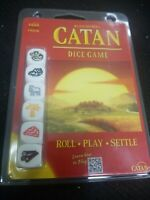 Catan the Dice Game - Board Game New Mayfair Settlers