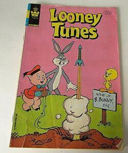 Looney Tunes #37 Whitman Comic 1980 Warner Brothers Bugs Bunny Tweety Porky Pig