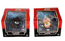 Death Star Battle Mater as Vader & McQueen as Luke Pixar Cars Star Wars Weekend