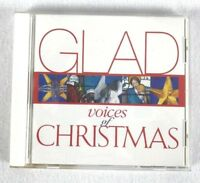 Voices of Christmas Audio CD by Glad Christian A Capella