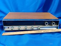 Panasonic RE-7670 Multiplex AM FM Stereo Receiver Tested Wood Cabinet VTG 70s