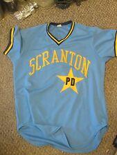 Vintage Scranton Pa (Police Department) Baseball Uniform