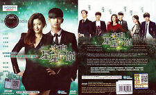 MY LOVE FROM THE STAR 별에서 온 그대 來自星星的男人 (1-21 End) Korean Drama DVD English Subs