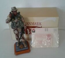 American Heroes Strategic Communication  VanMark figurine Limited Edition 2500