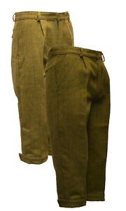 Walker and Hawkes - MensTweed Shooting Hunting Plus Fours Long Breeks Trousers