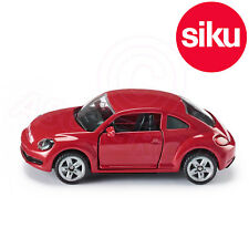 Siku No 1417 VW Volkswagen New Beetle Car Dicast Metal Model with Opening Doors