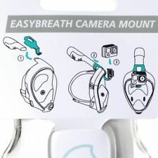 Brand New ~ THE ORIGINAL Tribord Easybreath® Camera Mount