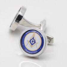 Personalised Masonic Cufflinks