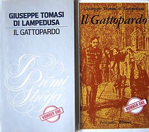 GIUSEPPE TOMASI DI LAMPEDUSA - IL GATTOPARDO. PREMIO STREGA 1959.EDIZIONE CDE