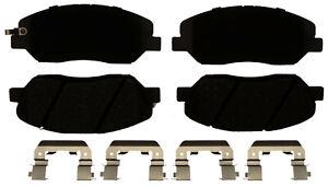 Disc Brake Pad Set fits 2006-2014 Kia Sedona Borrego  ACDELCO ADVANTAGE