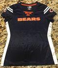 CHICAGO BEARS NFL Team Apparel Women's Football Jersey M Medium EUC
