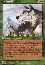 Forza Lupi (aspect of Lupo) Magic limited black bordered German Beta FBB Foreign