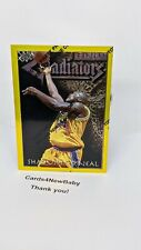 Shaquille O'Neal 1996-97 Topps Finest Gold Gladiators #146 Rare