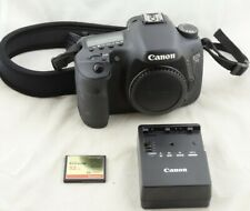 Fast free ship! shutter only 7k! Canon EOS 7D 18.0MP Digital SLR Camera extras