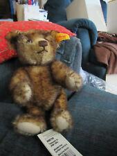 "Danbury Mint Steiff 8""  Jointed Teddy Bear Ear #666766"