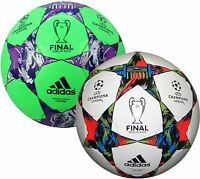 Adidas Champions League Berlin 2015 Capitano Finale Football Soccer Ball~B GRADE