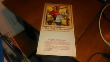 WILL ROGERS THE TIMES RECORDER NEWSPAPER CALLENDAR BOARD