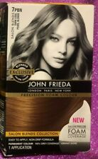 John Frieda Precision Foam Hair Color - Pearl Blonde 7PBN, Minor wear sealed