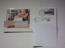 Plusbrief, Deutsche  Post. 25.-1.16, Post aktuell, Schicken, Schreiben, Schenken