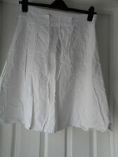 Knee Length Linen Casual Skirts NEXT for Women