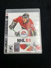 NHL 09 (Sony PlayStation 3, 2008) PS3, Pre-Owned CIB