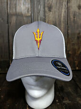 Arizona State 2018 College Softball World Series Mesh Trucker Snapback Hat NWT
