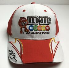 Kyle Busch Cap #18 M&M's Racing hat  Adjustable Fit  NASCAR, New With Out Tag