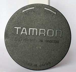 Tamron Adaptall 2 cap, fits on the front of Adaptall 2 mounts.