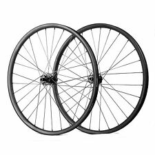 27.5 inch Carbon wheelset 35mm width with boost hub 15*110 and 12*148 Thru Axle