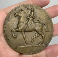 Belgium 1910 Brussels Exposition Reese Bronze Medal - 81346