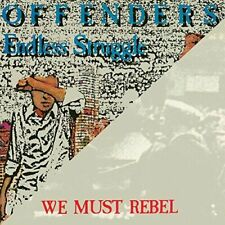 LP Vinyl Endless Struggle We Must Rebel I Hate M Offenders 18 Mar 14
