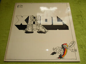 XHOL - SAME / HAU-RUK *OHR*GERMAN 1.st PRESS*SEHR GUT*RAREST PROG*KRAUTROCK LP