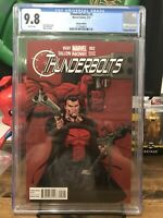 Thunderbolts 2 Cgc 9.8 Billy Tan Variant Punisher 1:50 Only 13 On census