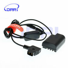DMW-DCC12 DC Coupler+ D-Tap Power Cable for Panasonic Lumix DMC-GH3 GH4 GH5