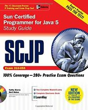 SCJP Sun Certified Programmer for Java 5 S... by Bates, Bert Mixed media product