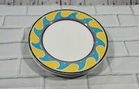 3 Christopher Stuart Optima Super Strong Barbados HK102 Salad Dessert Plates