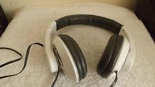 Urban Beatz Tempo Headphones with In-Line Microphone - WHITE/GREY