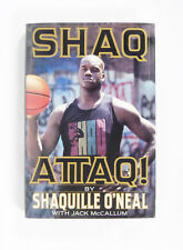 Shaq Attaq!: My Rookie Year by Shaquille O'Neal and  Jack McCallum Hardcover 199