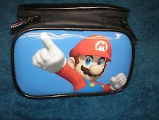 EUC - Nintendo Game Console Accessories Case - Mario Brothers