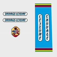 Sauvage-Lejeune Bicycle Decals, Transfers, Stickers n.10
