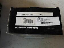 22x11-9 22x11.00-9 22x10-9 20x11-9 Premium ATV Tire Inner Tube TR6 Metal Valve