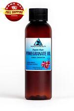 POMEGRANATE SEED OIL UNREFINED ORGANIC COLD PRESSED VIRGIN RAW FRESH PURE 2 OZ