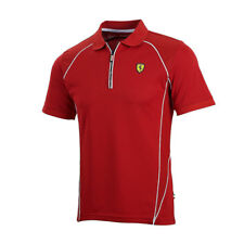 Ferrari F1 Team Performance Mens Polo Shirt Red - size S